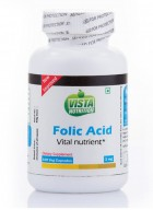 Vista Nutrition Folic Acid -2000 mg