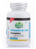 Vista Nutrition Vitamin B-100 Complex