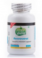 Vista Nutrition Resveratrol -500mg
