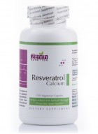 Zenith Nutritions Resveratrol 100mg  Calcium