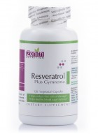 Zenith Nutritions Resveratrol Plus With Gymnema Sylvestre