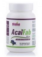 Zenith Nutritions Acai Fab-500mg