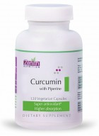 Zenith Nutritions Curcumin with Piperine