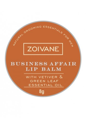 Zoivane Men Business Affair Lip Balm