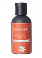 Zoivane Men Natural Daily Scrub for Oily to Normal Skin