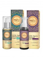 Arganic Moroccan Argan Hair Oil And Shampoo Combo Pack