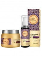 Arganic Moroccan Argan Hair Shampoo and Hair Mask Combo Pack