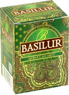 Basilur Oriental Collection Foil Env Moroccan Mint 10 Tea Bags (Pack of 2)