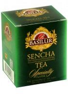 Basilur Speciality Classic Tea Bag Foil Env Sencha 10 Tea Bags (Pack of 2)