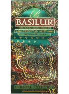 Basilur Oriental Collection Moroccan Mint Loose Leaf flavored Green Tea in Packet