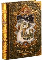 Basilur Tea Book Volume IV - Loose Leaf Black Tea in Tin Caddy