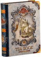 Basilur Tea Book Volume I - Loose Leaf Flavored Black Tea in Tin Caddy