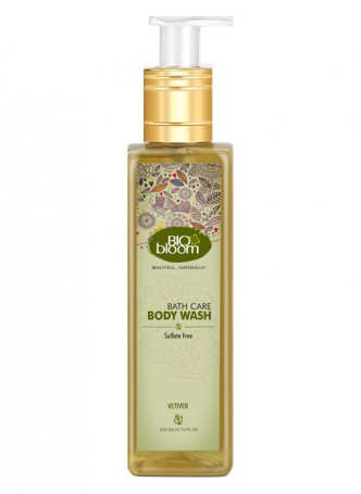 Bio Bloom Body Wash - Vetiver