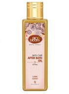 Bio Bloom After Bath Oil - Almond & Liquorice