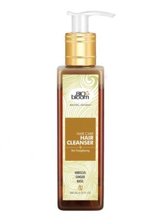 Bio Bloom Hair Cleanser - Hair Strengthening