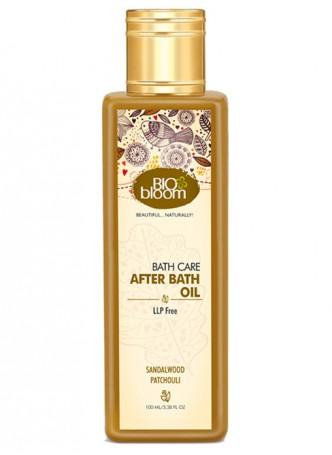 Bio Bloom After Bath Oil - Sandalwood & Patchouli