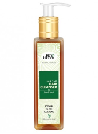 Bio Bloom Hair Cleanser - Dandruff Control
