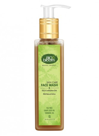 Bio Bloom Face Wash - Tea Tree