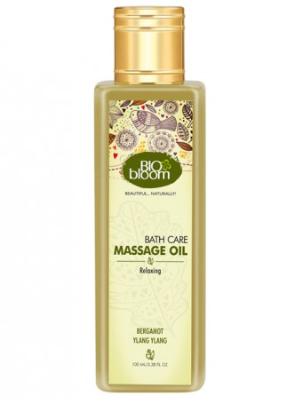 Bio Bloom Massage Oil Relaxing