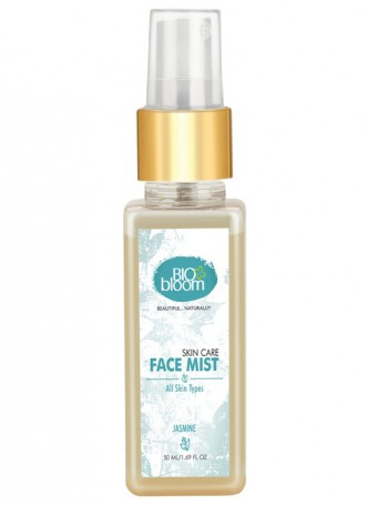 Bio Bloom Face Mist - Jasmine