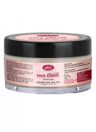 Bio Bloom Face Cream - Lavender