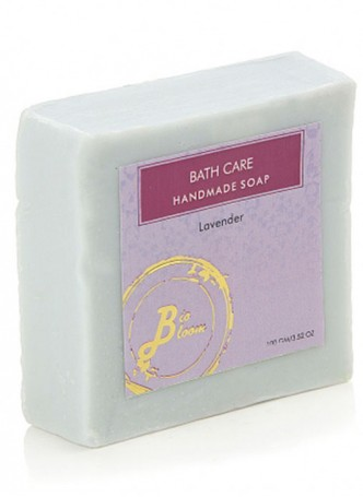 Bio Bloom Handmade Soap - Lavender