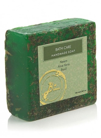 Bio Bloom Handmade Soap - Neem & Aloe