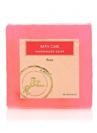 Bio Bloom Handmade Soap - Rose
