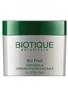 Biotique Fruit Pack 75g - Pack of 2