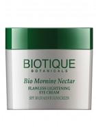 Biotique Morning Nectar Eye Cream 15 G - Pack of 2