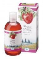 Bottega Di Lungavita Linea Casolare Wild Strawberry Bath and Shower Gel