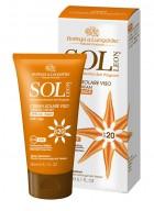 Bottega Di Lungavita SOL LEON Suntan Cream Body SPF 20