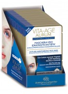 Bottega Di Lungavita Age Aurum Anti-Age Moisturizing Face Mask - Pack of 2