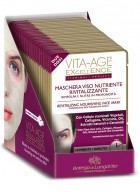Bottega Di Lungavita Age Excellence Revitalizing Nourishing Face Mask - Pack of 2