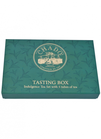 Chado Tea Test Tube Gift Box