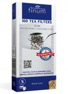 Finum Size Slim 100 Tea Filters