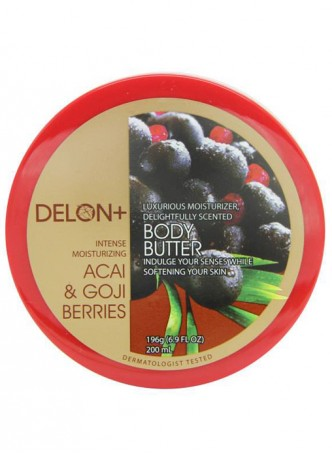 Delon Body Butter Acai Goji Berries