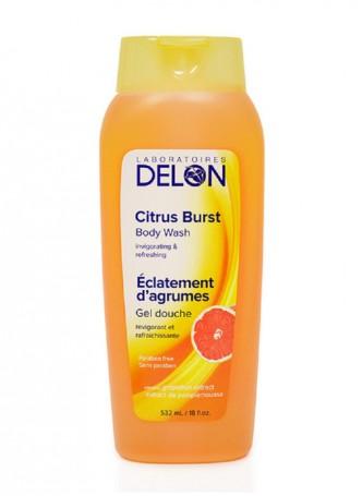 Delon Body Wash Citrus Burts