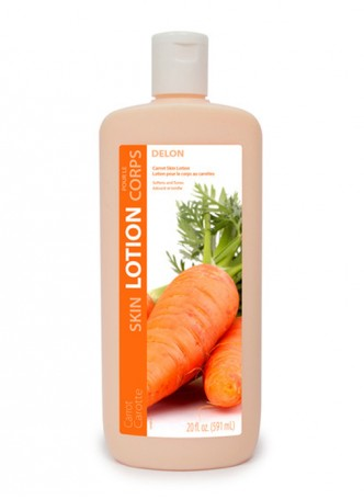 Delon Skin Lotion Carrot