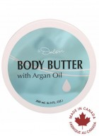 Delon Body Butter Argan Oil