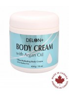 Delon Body Cream with Argan Oil