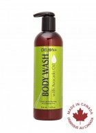 Delon Body Wash Avocado Oil