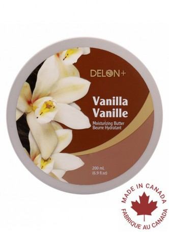 Delon Body Butter Smooth Vanilla