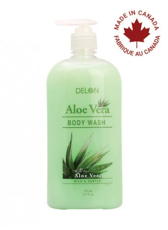 Delon Body Wash Aloe Vera