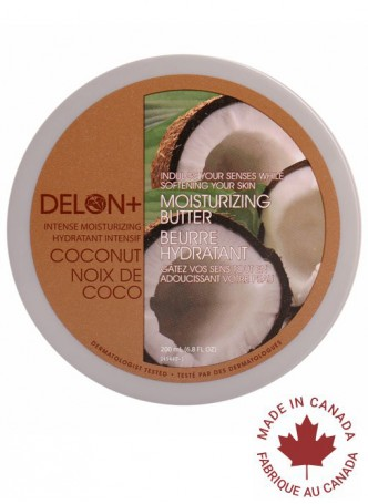 Delon Body Butter Coconut Oil