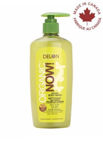 Delon Body Wash Organic Now