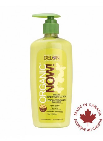 Delon Body Lotion Organic Now