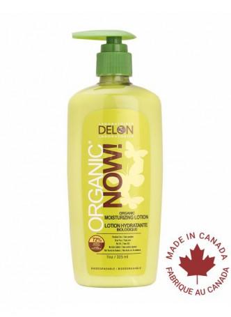 Delon Body Lotion Organic Now