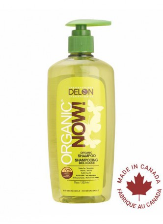 Delon Shampoo Organic Now