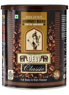 Sussegado Coffee Devi Classic Gourmet Blend Coffee Grounds 250g